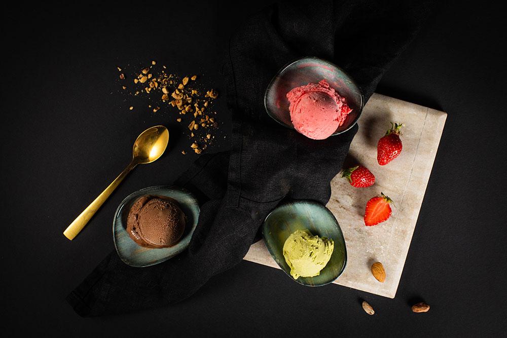 Torterie macaron ručno rađeni sladoled